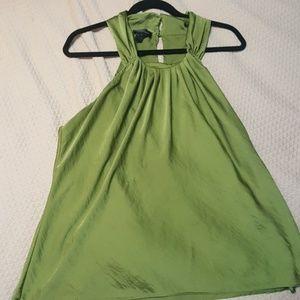 Spense green tank top